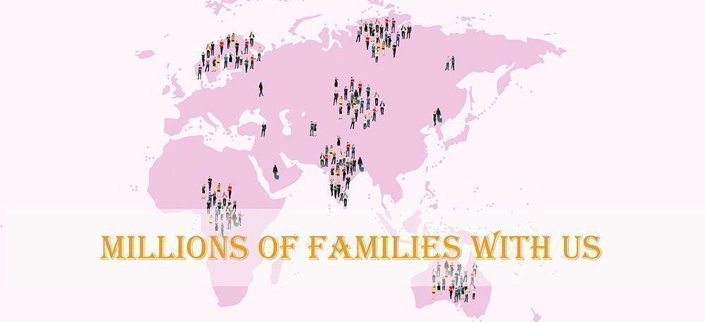 Ethnic plus Global