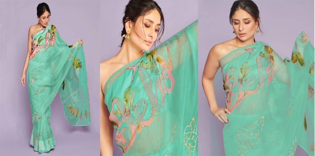 kareena kapoor khan saree