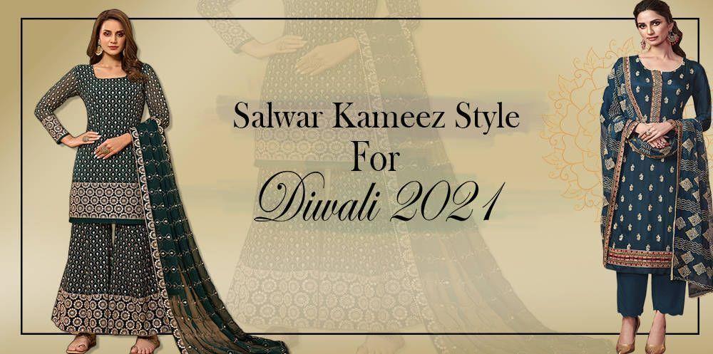 salwar kameez for diwali